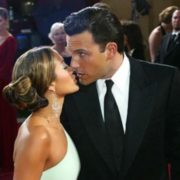 Jennifer Lopez and Ben Affleck