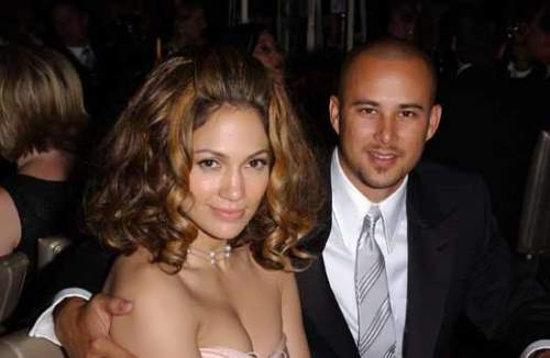 Chris Judd and Jennifer Lopez