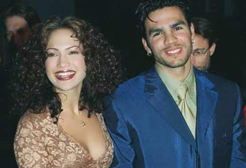 Ojani Noa and Jennifer Lopez