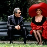 Marcello Mastroianni and Sophia Loren