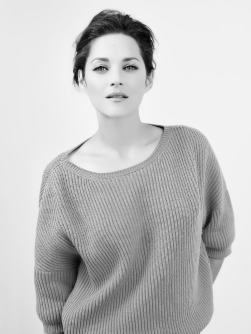Marion Cotillard - French actress