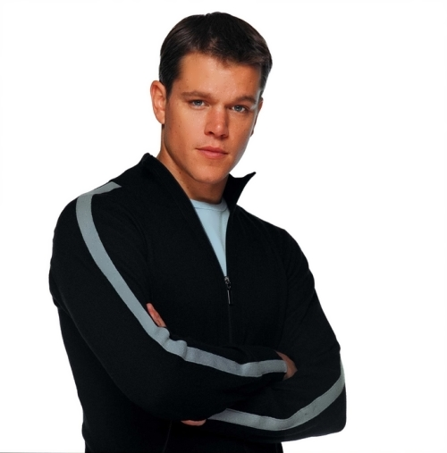 Matt Damon - American actor and producer