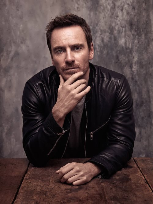 Michael Fassbender - Irish actor