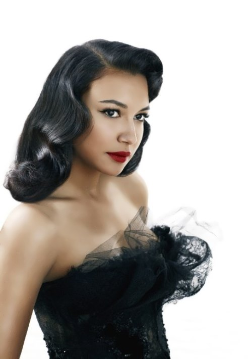 Naya Rivera - American actress and singer