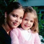 Ornella and her daughter