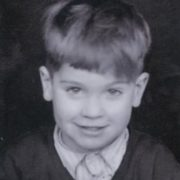 Ozzy in his childhood