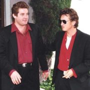 Sean and Chris Penn