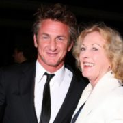 Sean Penn and his mother