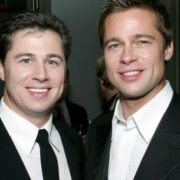 Brad Pitt and his younger brother Doug