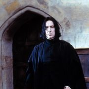 Professor Severus Snape - Harry Potter and the Sorcerer's Stone (2001)