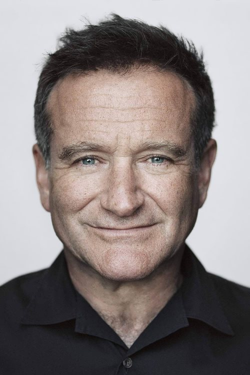 Robin Williams – comedic genius