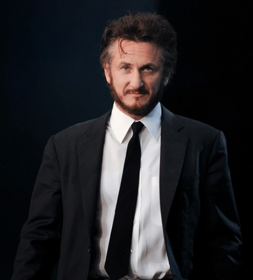 Sean Penn - actor and film director
