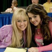 Selena Gomez and Miley Cyrus