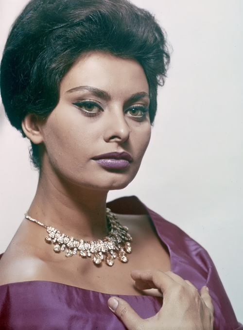 Sophia Loren – bright star