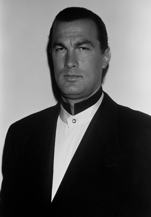 Steven Seagal – American actor and producer