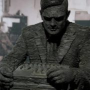 Alan Turing by Stephen Kettle