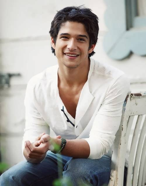 Tyler Posey - American actor and musician