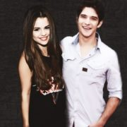 Tyler Posey And Selena Gomez
