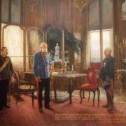 85th birthday of Franz Josef. 1915