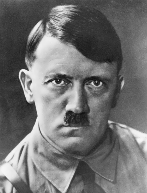 Adolf Hitler - German dictator