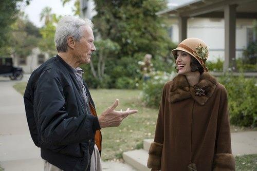 Angelina Jolie and Eastwood