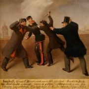 Assassination of Emperor Franz Joseph I, committed on February 18, 1853