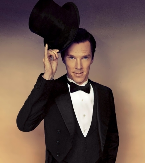 Benedict Cumberbatch - British actor