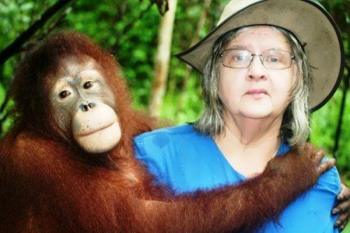 Birute Galdikas - Canadian primatologist