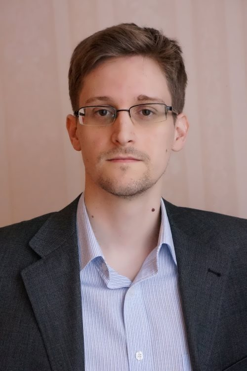Edward Snowden – American special agent