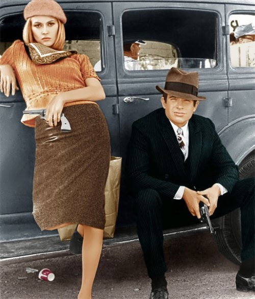 Film Bonnie and Clyde, 1967