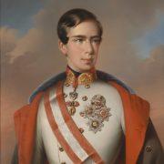 Franz Joseph I by Eduard Klieber