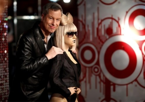 German comedian Thomas Hermans and wax Gaga