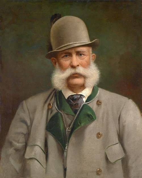Kaiser Franz Joseph, 1900