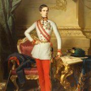 Kaiser Franz Joseph I, by Anton Einsle