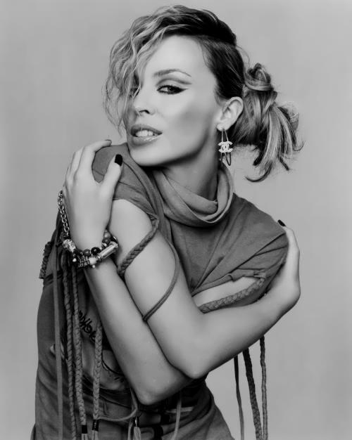 Kylie Minogue - Australian singer and actress