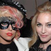 Lady Gaga and Madonna