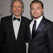 Leonardo DiCaprio and Eastwood