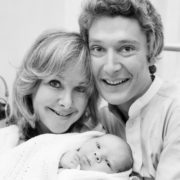 Little Benedict and his parents