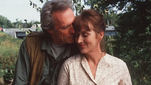 Meryl Streep and Clint