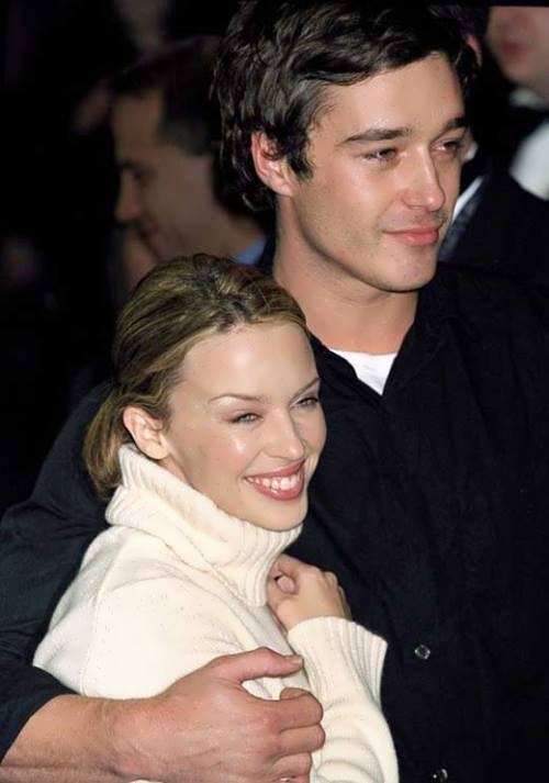 Minogue and James Gooding