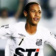 Neymar in his teens