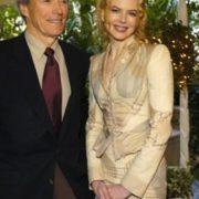 Nicole Kidman and Eastwood