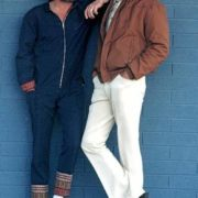 Paul Newman and Eastwood