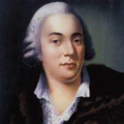 Portrait of Casanova by Venetian painter Alessandro Longhi