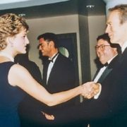 Princess Diana and Eastwood