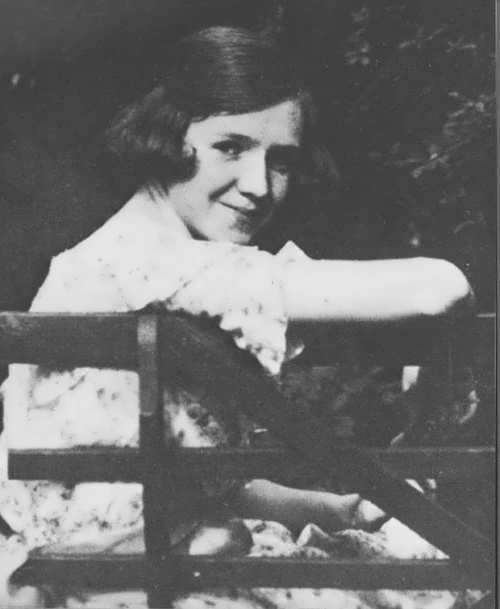 Rachel Carson in her youth