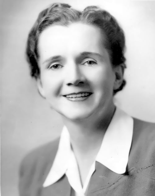 Rachel Carson - American biologist and writer