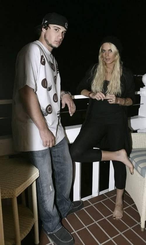 Riley Giles and Lindsay