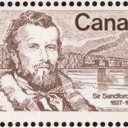 Sandford Fleming stamp