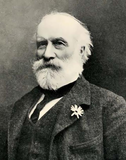Sir Sandford Fleming - railway engineer